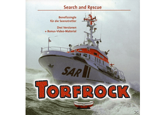 Torfrock - Search and Rescue - (Maxi Single CD)