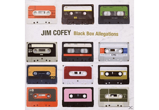 Jim Cofey - Black Box Allegations - (CD)