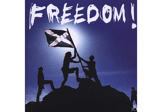 The Lions Rampant - Freedom - (CD)