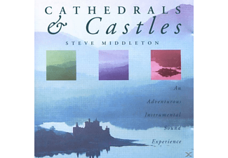 Steve Middleton - Cathedrals & Castles - (CD)