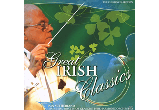 V, A Irish, V/A Irish - Great Irish Classics - (CD)