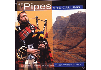 The Pipes Are Calling - Scottish Bagpipes In All Their Varied - (CD)