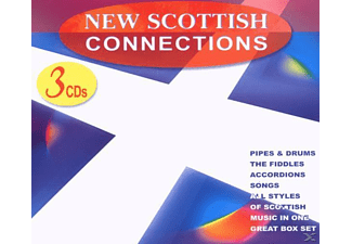 V/A Scotland - New Scottish Connections - (CD)
