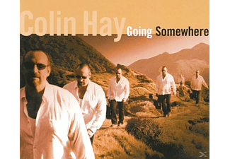 Colin Hay - GOING SOMEWHERE - (CD)