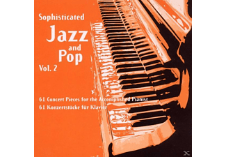 VARIOUS - Sophisticated Jazz And Pop (2) - (CD)