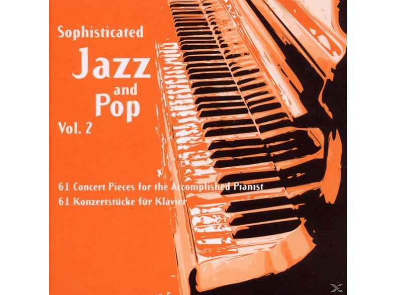 VARIOUS - Sophisticated Jazz And Pop (2) [CD]