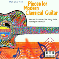 Oliver Klenk - Pieces For Modern Classical Gu [CD]