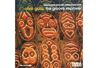 Ohm Guru - The Groove Improver - (CD)