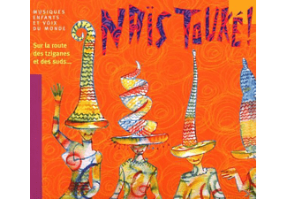 Au Fil De L'air - NAIS TOUKE - (CD)