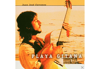 Juan José Carranza - Playa Gitana - (CD)