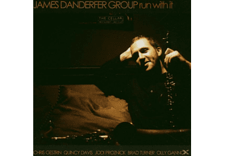 James Group Danderfer - Run With It - (CD)
