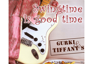 Gurki & Tiffany S, Gurki & Tiffany's - Swingtime Is Good Time - (Maxi Single CD)
