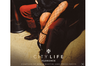 VARIOUS - City Life: Vol.3-Florence - (CD)
