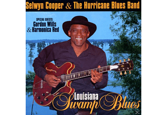 Selwyn Cooper - Louisiana Swamph Blues - (CD)