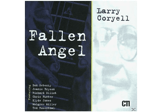 Larry Coryell - Fallen Angel - (CD)