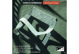 Charles Fambrough - The Proper Angle - (CD)