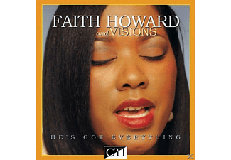 Faith And Visions Howard - He's Got Everything - (CD)