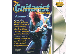 VARIOUS - The Guitarist Collection - (CD)