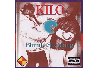 Kilo - Bluntly Speaking - (CD)