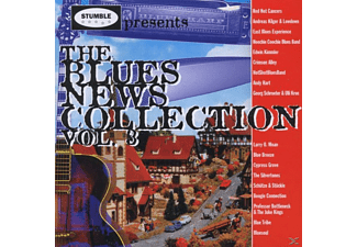 VARIOUS - The Blues News Collection 3 - (CD)