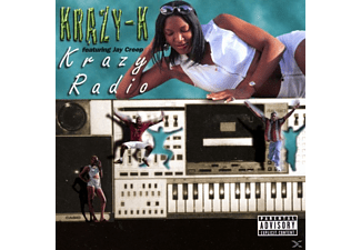 Krazy - Krazy Radio - (CD)