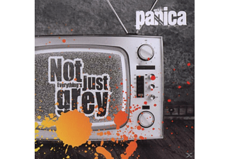 Panica - Not Everything's Just Grey - (CD)