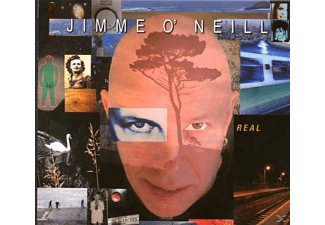 Jimme O'neill - Real - (CD)