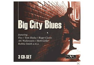VARIOUS - Big City Blues - (CD)