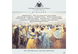 Richard Strauss - Emperor Waltz - (CD)