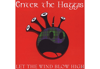 Enter The Haggis - Let The Wind Blow High - (CD)