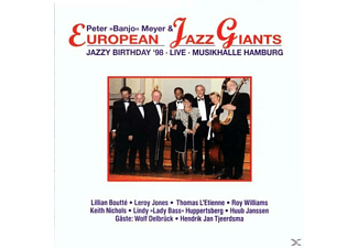 "Peter ""banjo"" Meyer - European Jazz Giants - (CD)"