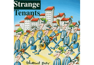 Strange Tenants - Bluebeat Party - (CD)