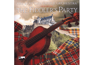 The Scottish Fiddle Orchestra - The Fiddler's Party - (CD)