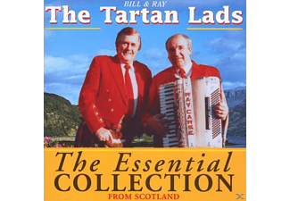 Bill & Ray The Tartan Lads - The Essential Collection from Scotland - (CD)