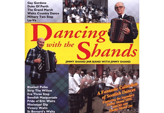 Jimmy Shand - Dancing With The Shands - (CD)