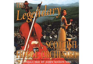 Mason,John MBE/Scottish Fiddle Orchestra,The - The Legendary Scottish Fiddle Orchestra - (CD)
