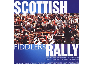 V/A Scottish - Scottish Fiddlers Rally - (CD)