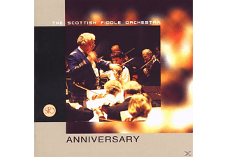 The Scottish Fiddle Orchestra - The 21s tAnniversary Concert - (CD)