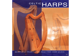V/A Celtic Harps - Traditional Scottish Harp Music - (CD)