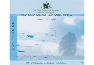 Rpo, Royal Philharmonic Orchestra - Elgar, Delius, Warlock, Holst, Walton, Purcell [CD]