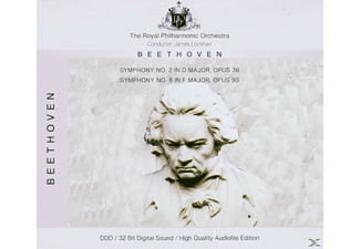 Rpo, Royal Philharmonic Orchestra - Sinfonie 2 - (CD)