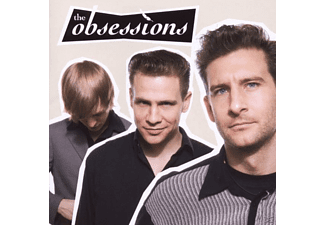 Obsession - The Obsessions - (CD)