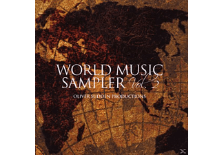 Various World - World Music Sampler Vol.2 - (CD)