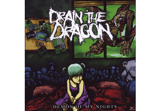 Drain The Dragon - Demon of my nights - (CD)