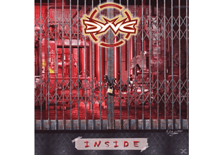 Dyve - Inside - (CD)