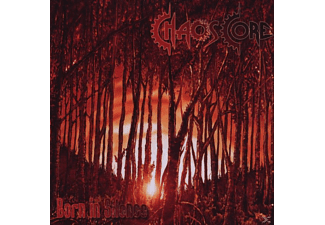 Chaos Core - Born in silence - (CD)