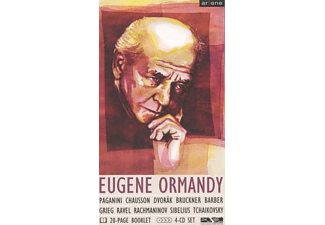 The Philadelphia Orchestra;Minneapolis S.O. - Eugene Ormandy (Various) - (CD)