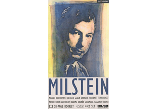 Milstein, Chicago So, Stock - Nathan Milstein (Various) [CD]
