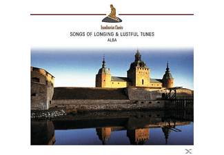 Ensemble Alba - Songs Of Longing & Lustful Tu (Various) - (CD)