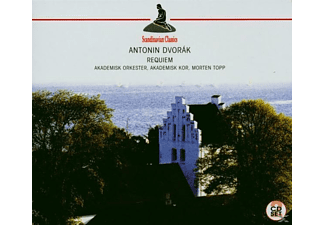 Morten Topp - Requiem (Dvorak, Antonin) - (CD)